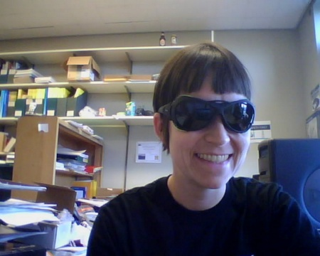Sunglasses are Cool, regardless of whether you are in Antarctica or not.
